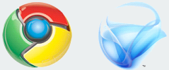 chrome vs silverlight