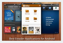 best ereader applications for android